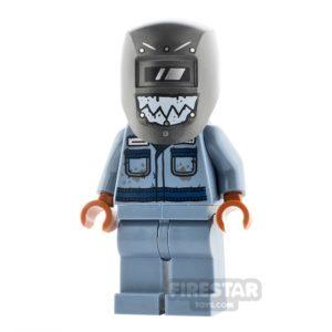 Product shot LEGO Hidden Side Minifigure Scott Francis