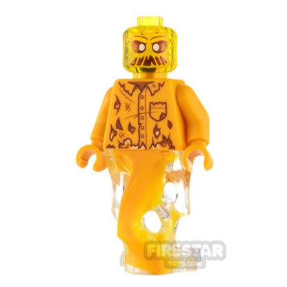 Product shot LEGO Hidden Side Minifigure Scrimper