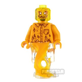 Product shot LEGO Hidden Side Minifigure Terry Top