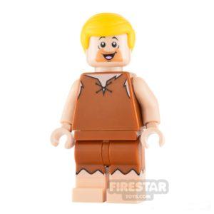 Product shot LEGO Ideas Barney Rubble