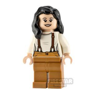 Product shot LEGO Ideas Monica Geller