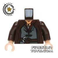 Product shot LEGO Mini Figure Torso - Aragorn