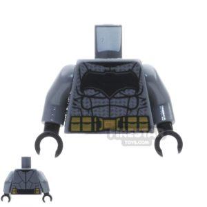 Product shot LEGO Mini Figure Torso - Batman