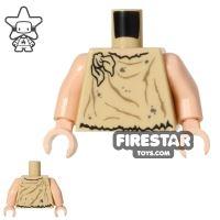 Product shot LEGO Mini Figure Torso - Harry Potter - Dobby