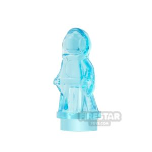 Product shot LEGO Minifigure Statuette with Dress and Hood