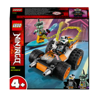 LEGO Ninjago Cole's Speeder Car - 71706