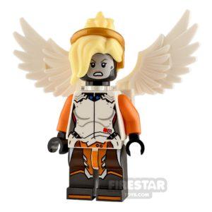 Product shot LEGO Overwatch Minifigure Mercy