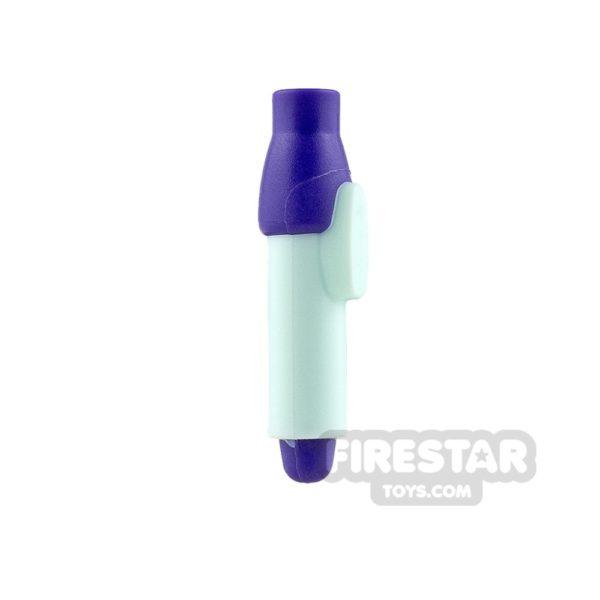 Product shot LEGO Pen Dark Purple