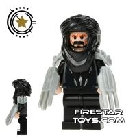 Product shot LEGO Prince Of Persia Mini Figure -  Claw-Hassansin