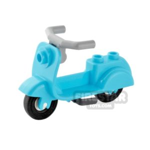 Product shot LEGO Scooter with Stand