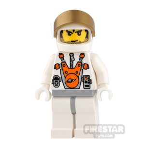 Product shot LEGO Space - Mars Mission Astronaut 5