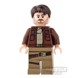 Product shot LEGO Star Wars Mini Figure - Cassian Andor