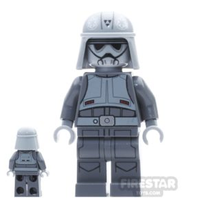 Product shot LEGO Star Wars Mini Figure - Imperial Combat Driver