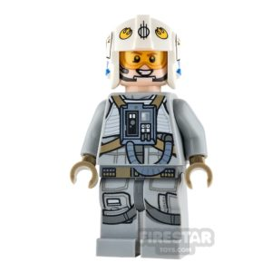 Product shot LEGO Star Wars Mini Figure - Sandspeeder Gunner