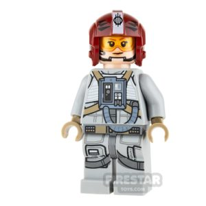 Product shot LEGO Star Wars Mini Figure - Sandspeeder Pilot