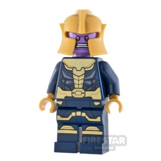 Product shot LEGO Super Heroes Minifigure Thanos