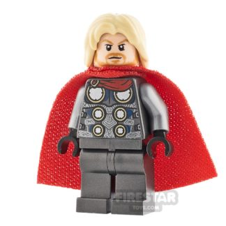 Product shot LEGO Super Heroes Minifigure Thor