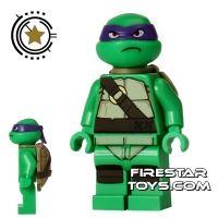 Product shot LEGO Teenage Mutant Ninja Turtles Mini Figure - Donatello
