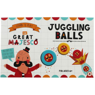Product shot Learn To Play Juggling Balls Set