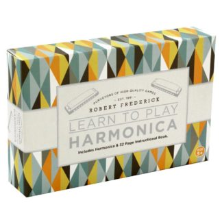 Product shot Learn To Play Set - Harmonica