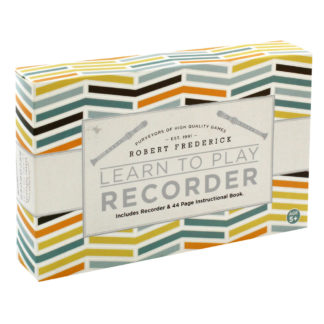 Product shot Learn To Play Set - Recorder
