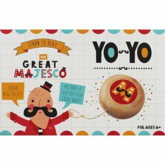 Product shot Learn To Play Yo-Yo Set