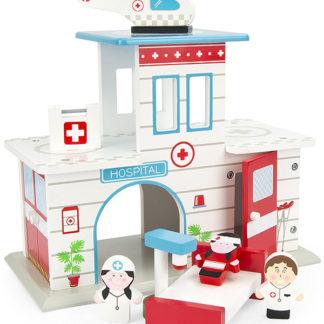 Leomark Wooden Hospital
