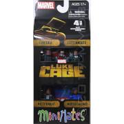 Minimates Marvel Defenders Netflix Luke Cage Figure Box Set