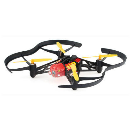 Parrot Airborne Night Drone Blaze - Red