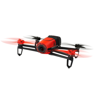 Parrot Bebop Drone without Skycontroller - Red