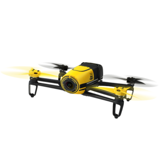 Parrot Bebop Drone without Skycontroller - Yellow