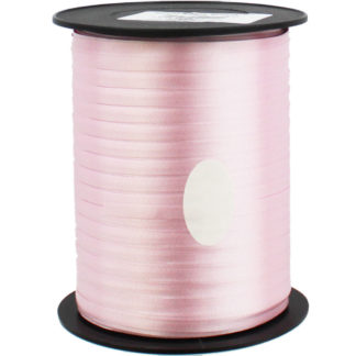 Product shot Pink Balloon Curling Ribbon - 500M X 5Mm