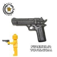 Product shot SI-DAN - Desert Eagle - Iron Black