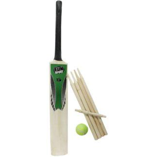 Product shot Size 5 Cricket Set