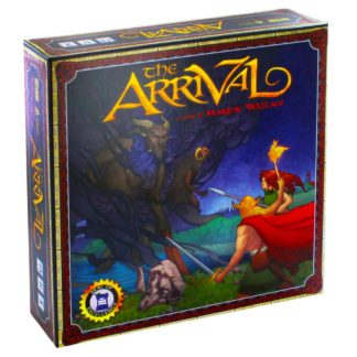 Product shot The Arrival Board Game