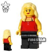 Product shot The LEGO Movie Mini Figure - Sharon Shoehorn