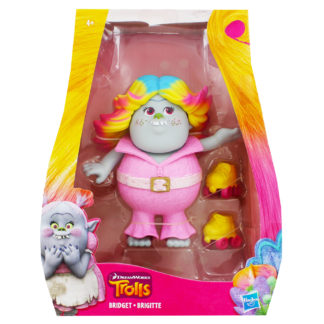 Product shot Trolls Bridget Medium Doll Toy