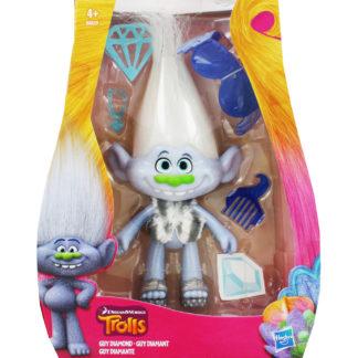 Product shot Trolls Guy Diamond Medium Doll Toy