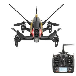 Walkera Rodeo 150 with Sony 600TVL Camera and Devo 7 Remote Control - Black