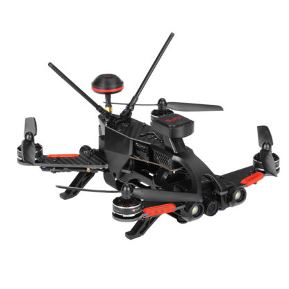 Walkera Runner 250 PRO FPV Version (with GPS) OSD RTF Quadcopter with Sony 800TVL Camera and Devo 7 Remote Control and 5.8G Display Monitor