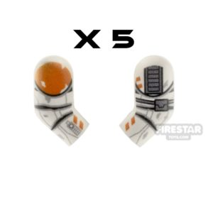 Product shot Custom Design Arms SW 212th Airborne Trooper x 5
