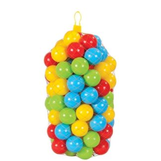 Dolu 100 Colourful Playballs - Multi