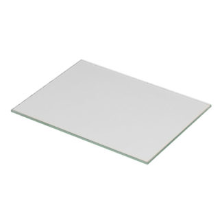 Eisco PH0514B - Plane Glass Mirror - Unmounted - 75 x 50mm - Pack ...