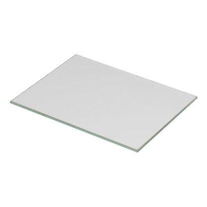 Eisco PH0514D - Plane Glass Mirrors - Unmounted 150 x 25mm - Pack ...