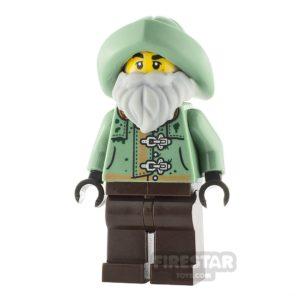 Product shot LEGO Hidden Side Minifigure Claus Stormward