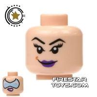 Product shot LEGO Mini Figure Heads - Batman - Catwoman