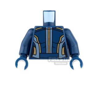 Product shot LEGO Mini Figure Torso - Ayesha