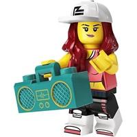 Product shot LEGO Minifigures 71027 Breakdancer