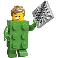 Product shot LEGO Minifigures 71027 Brick Costume Guy