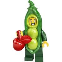 Product shot LEGO Minifigures 71027 Pea Pod Costume Girl